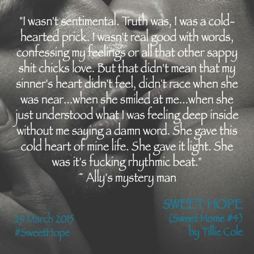 sweet hope teaser