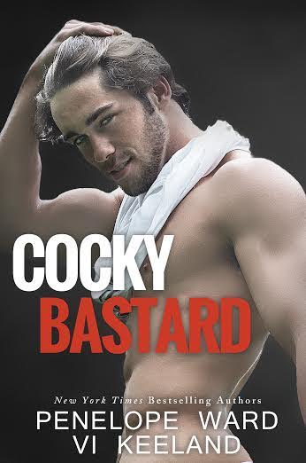 COCKY BASTARD COVER