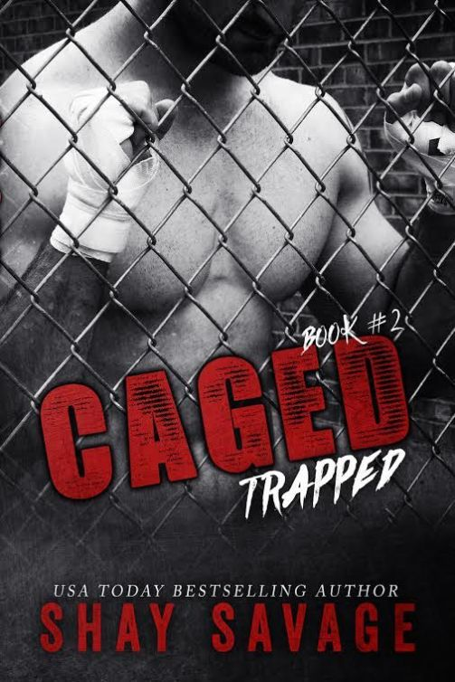 caged book 2