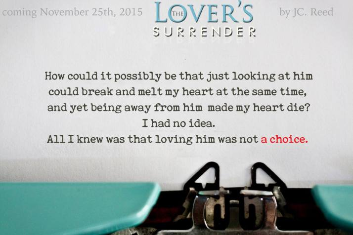 LOVERS SURRENDER TEASER 1