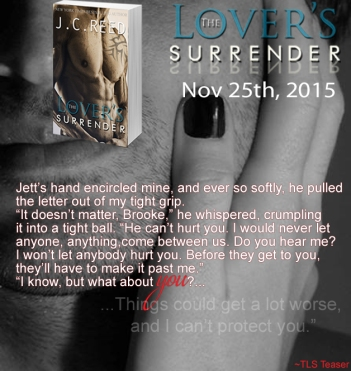 LOVERS SURRENDER TEASER