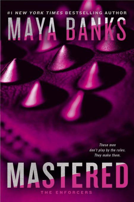 COVER MASTERED BY MAYA BANKS