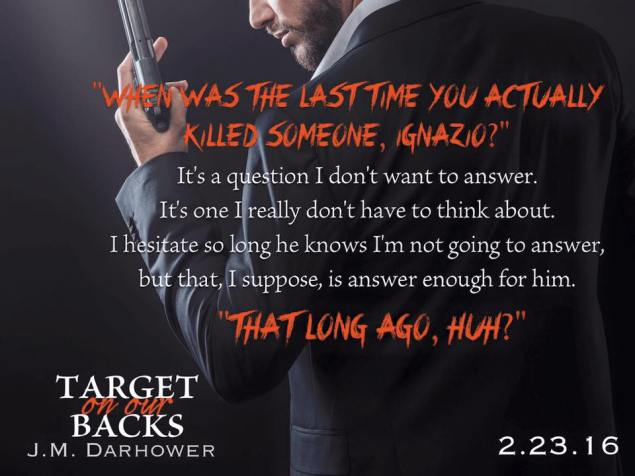 TARGET ON OUR BACKS TEASER