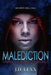 malediction cover
