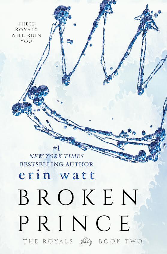 broken prince cover