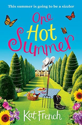 One Hot Summer Cover