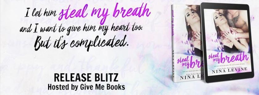 STEAL MY BREATH BANNER