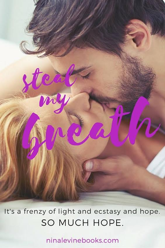 steal my breath teaser