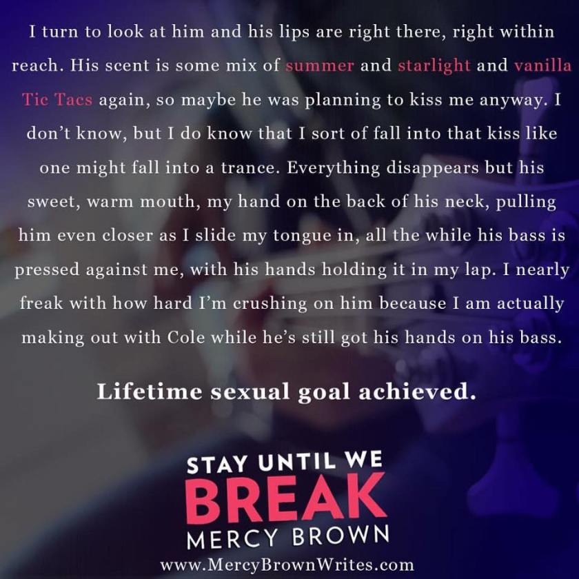 STAY UNTIL WE BREAK TEASER