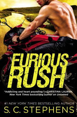 FURIOUS RUSH COVER