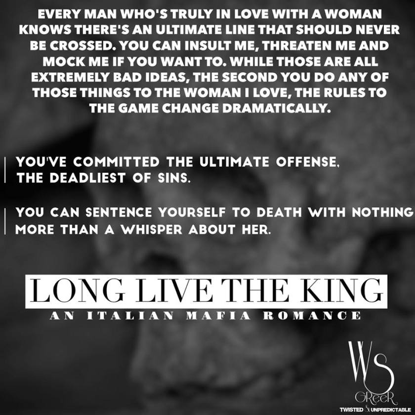 LONG LIVE THE KING TEASER
