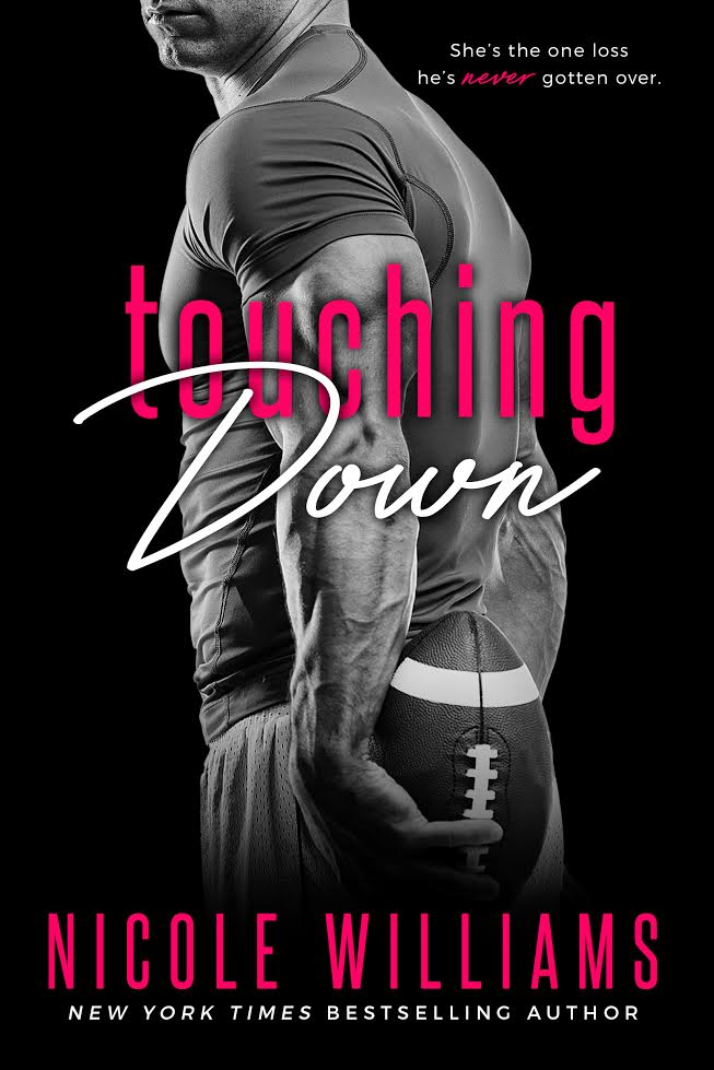 TOUCHING DOWN COVER