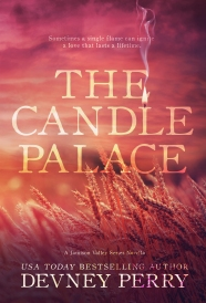 The Candle Palace - Cover